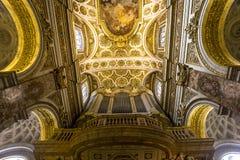 Saint Louis des Francais church, Rome, Italy Royalty Free Stock Photo