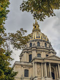Saint-Louis-des-Invalides Cathedral Royalty Free Stock Image