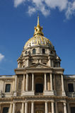 Saint Louis des Invalides church in Paris Royalty Free Stock Images