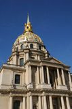 Saint Louis des Invalides church in Paris Royalty Free Stock Photos