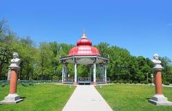 Saint Louis do parque do bosque da torre imagem de stock royalty free