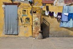 Saint Louis, Sénégal, Afrique Images stock