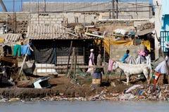 Saint Louis, Senegal, África Imagen de archivo