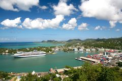 Saint Lucia images stock