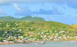 Saint Lucia stock images