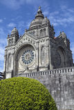 Saint Lucia Basilica - Viana do Castelo - Portugal Royalty Free Stock Image
