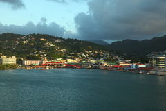 Saint Lucia, Caribbean Island Royalty Free Stock Images