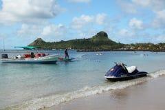 Saint Lucia, Caribbean Island Royalty Free Stock Photo