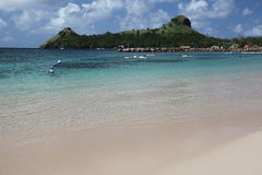 Saint Lucia, Caribbean Island Royalty Free Stock Photo