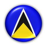 Saint Lucia Flag Stock Photos