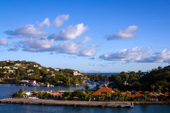 Saint Lucia. Island in the Caribbean Royalty Free Stock Photography