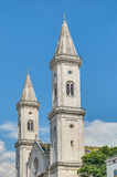 Saint Ludwig church in Munich, Germany Royalty Free Stock Photography