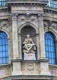 Saint Luke Saint Stephens Cathedral Budapest Hungary Stock Photo