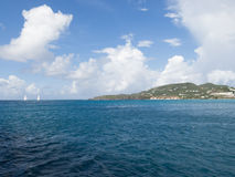 Saint Maarten Photo stock