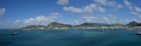 Saint Maarten, Antilles néerlandaises Photos stock