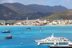 Saint Maarten Caribbean Stock Image