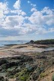 Saint Malo Royalty-vrije Stock Foto's