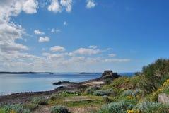 Saint Malo Stock Foto's