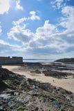 Saint Malo Royalty-vrije Stock Foto