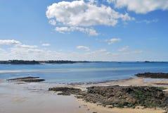 Saint Malo Stock Foto