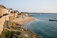 Saint Malo Images stock