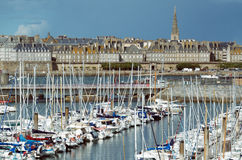 Saint-Malo Stock Photos