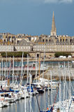 Saint-Malo Royalty Free Stock Photography
