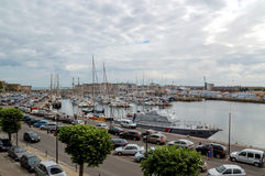 Saint Malo Foto de Stock