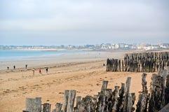 Saint Malo Fotos de Stock