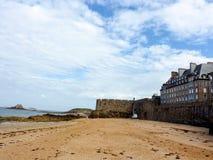 Saint Malo Foto de Stock Royalty Free