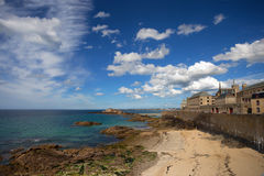Saint-Malo Royalty Free Stock Photos