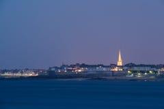 Saint Malo, Bretagna fotografia stock libera da diritti