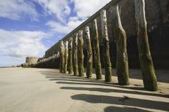 Saint Malo Brittany Arkivfoto