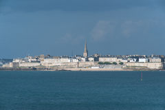 Saint-Malo, Brittany Royalty Free Stock Image