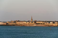 Saint-Malo, Brittany Royalty Free Stock Photography