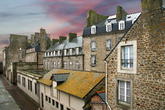 Saint-Malo-- Brittany, France Royalty Free Stock Image