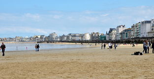 Saint Malo, Brittany, France Stock Photography