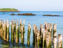 Saint Malo, Farnce stockbilder