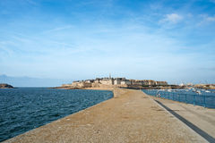 Saint Malo, France Royalty Free Stock Photo