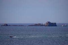 SAINT-MALO, FRANCE - CIRCA JUNE 2014 Stock Images