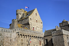Saint Malo. France Royalty Free Stock Photo