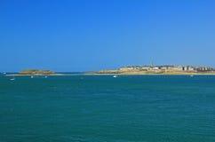 Saint Malo, France Royalty Free Stock Photos