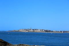 Saint Malo, France Royalty Free Stock Images