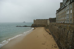 Saint-Malo-- France Royalty Free Stock Image
