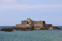 Saint Malo. Historical city of Saint Malo, France Royalty Free Stock Images