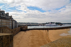Saint Malo Royalty Free Stock Photography