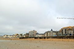 Saint Malo Royalty Free Stock Photo