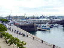Saint Malo Royalty Free Stock Photos