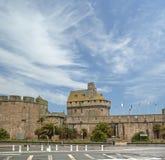 Saint-Malo-- northwestern France Stock Images