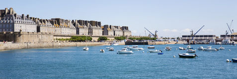 Saint Malo Royalty Free Stock Image